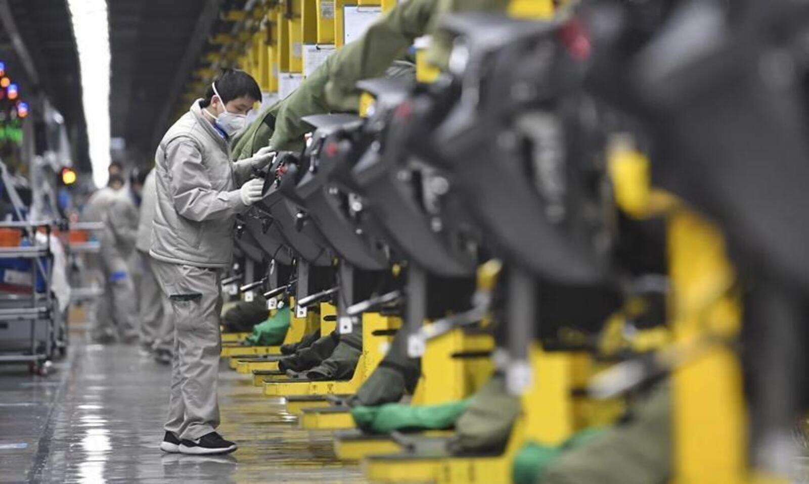 കോവിഡിലും തളരാതെ ചൈന; 2020ൽ പോസിറ്റീവ് വളർച്ച നേടിയ പ്രധാന സമ്പദ് വ്യവസ്  ഥകളിലൊന്ന് | China only major economy with positive GDP growth in 2020 |  Madhyamam