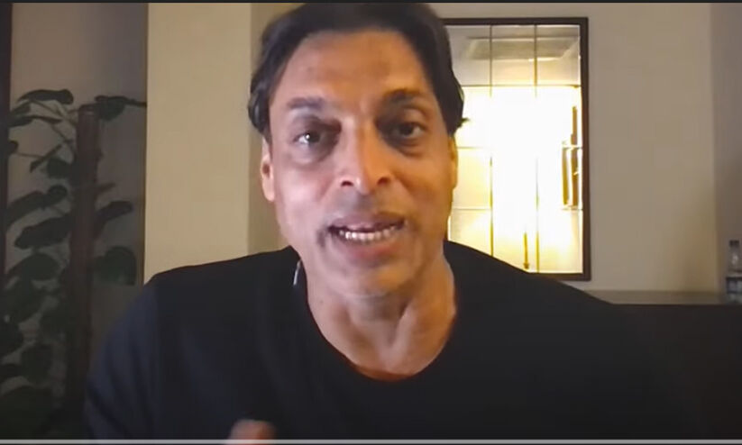 Akhtar releases all-time best ODI team;  Four Indian players and four Pakistani players in the team  Shoaib Akhtar names his all time ODI XI
