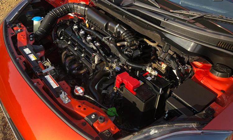 Suzuki-Swift-Engine