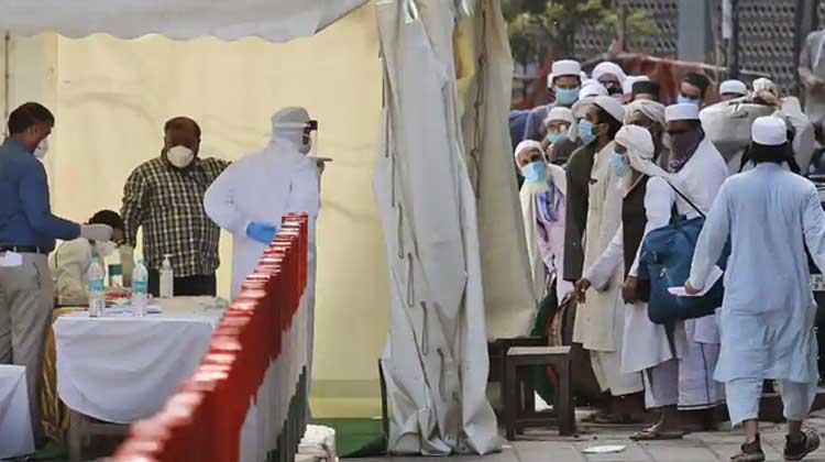 തബ്ലീഗ് സമ്മേളനത്തിനെത്തിയ വിദേശികളെ പരിശോധിക്കണം; കോവിഡില്ലാത്തവരെ നാടുകടത്തും -കേന്ദ്രസർക്കാർ