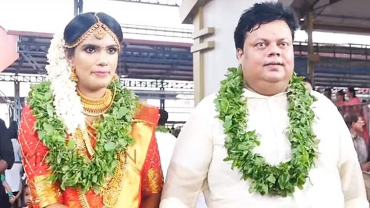 Anoop-chandran-marriage