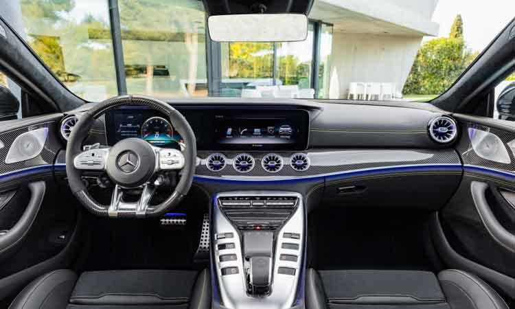 Benz-interior