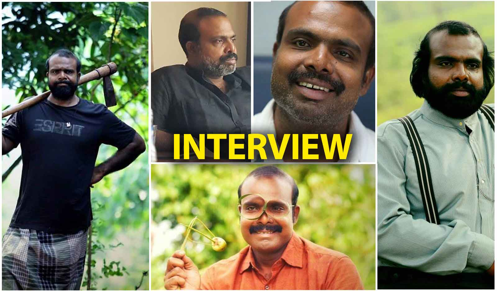 Chemban vinod Interview