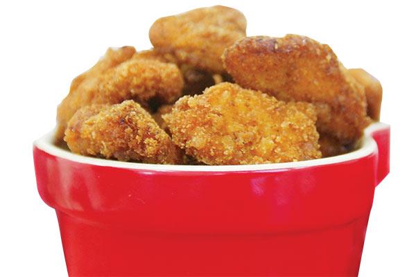 Chicken-Popcorn
