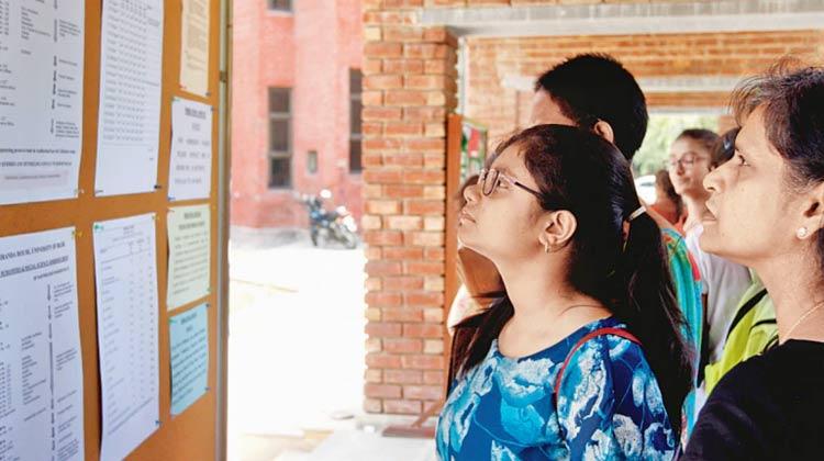 യു.ജി കോഴ്സ്: ഡൽഹി സർവകലാശാല ആദ്യ കട്ട് ഓഫ് ലിസ്റ്റ് പ്രസിദ്ധീകരിച്ചു