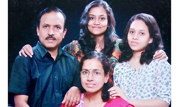 Dr.unnikrishnan-family.