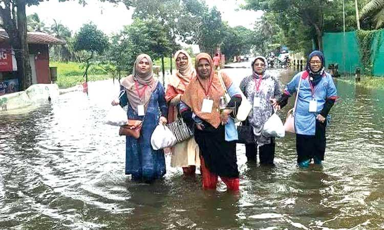 IRW kerala Flood