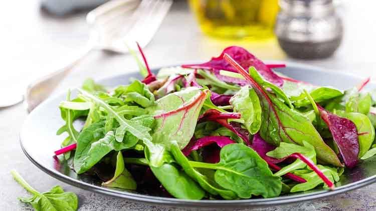 Leafy-Vegetable