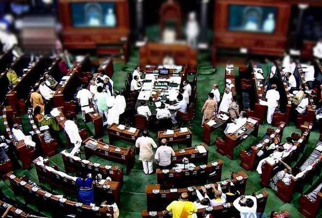 ആംഗ്ലോ-ഇന്ത്യൻ പ്രാതിനിധ്യം നീക്കുന്ന ബിൽ പാസാക്കി ലോക്സഭ