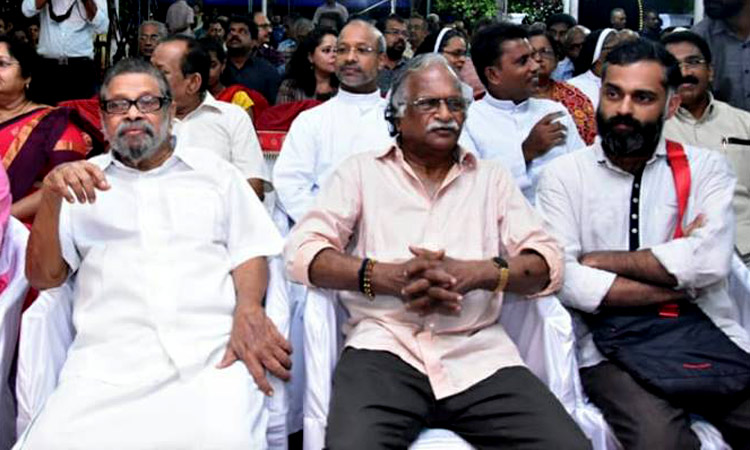 MK Arjunan Sreekumaran Thambi Bijibal