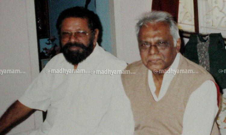 M K Arjunan and G Devarajan