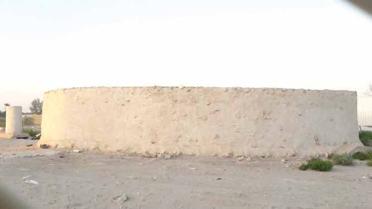 ചരിത്രത്തിെൻറ ഒാർമപ്പെടുത്തലായി  ഖത്വീഫിൽ 'ഖറാമിത്തികളുടെ കഅ്ബ'