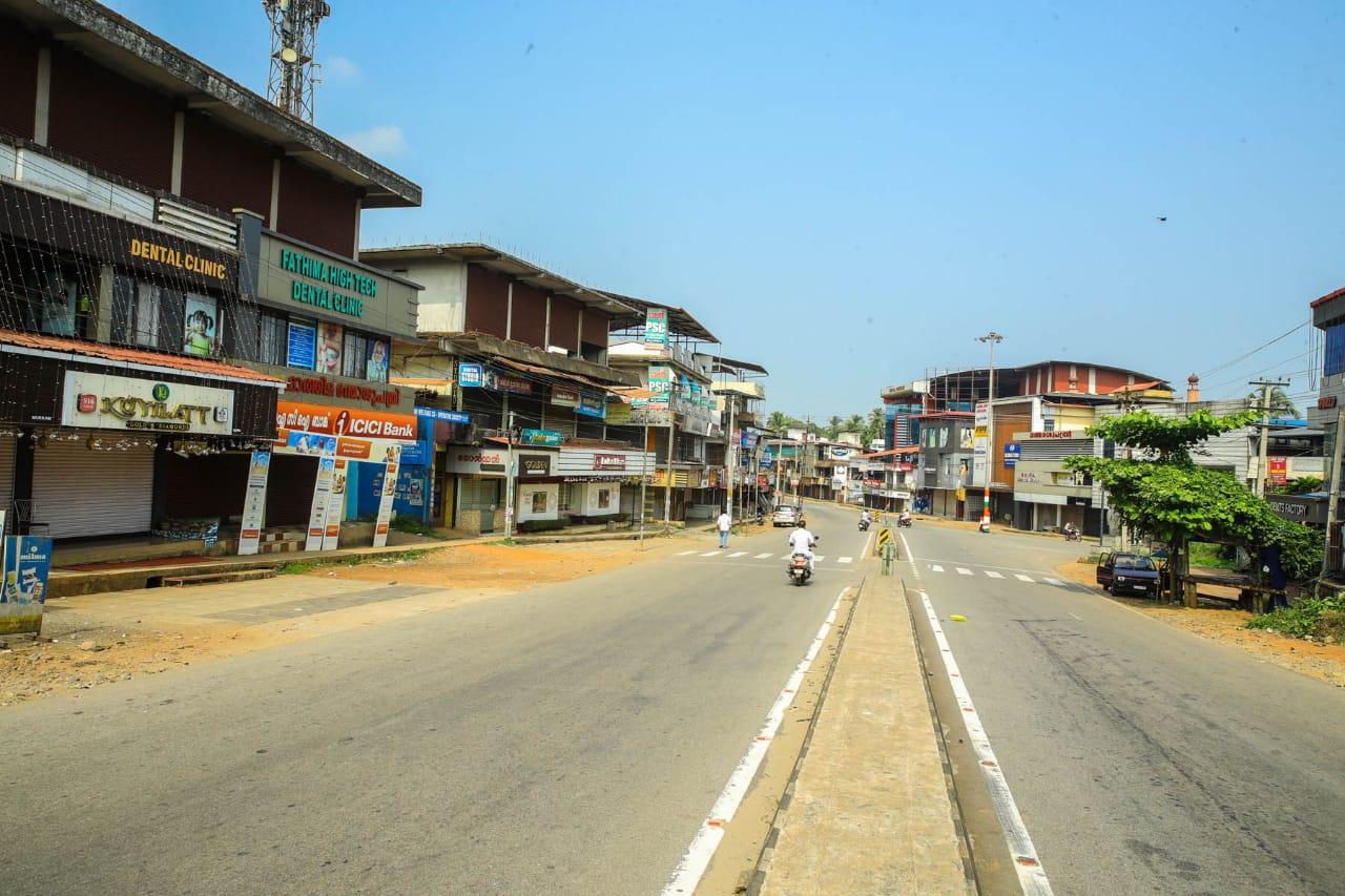 മുക്കത്ത് ഹർത്താൽ പൂർണം