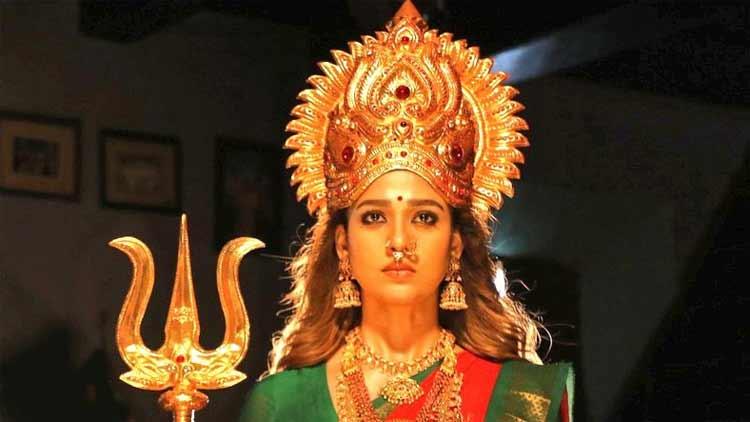 'മൂക്കുത്തി അമ്മന്' ആയി നയൻതാര: വൈറലായി ചിത്രങ്ങൾ