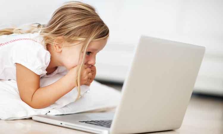Child in Online