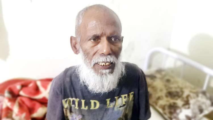 40 വർഷം തോട്ടപ്പണി ചെയ്തയാളെ ആരോഗ്യം ക്ഷയിച്ചപ്പോൾ തെരുവിൽ തള്ളി