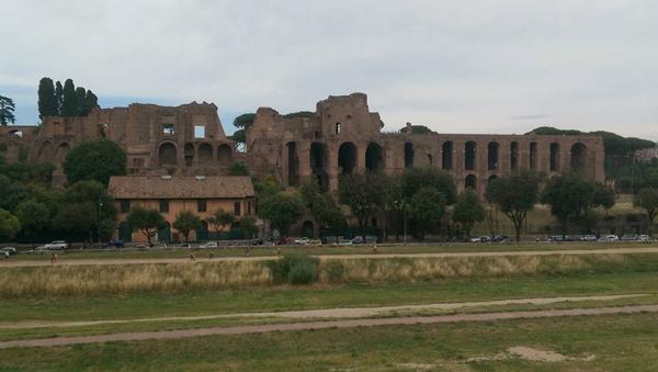 Palatine palace
