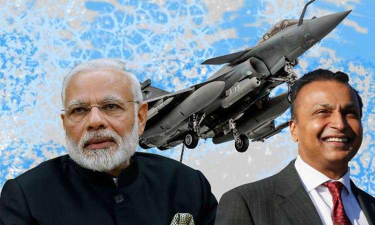 RAFAL ANIL AMBANI-India News