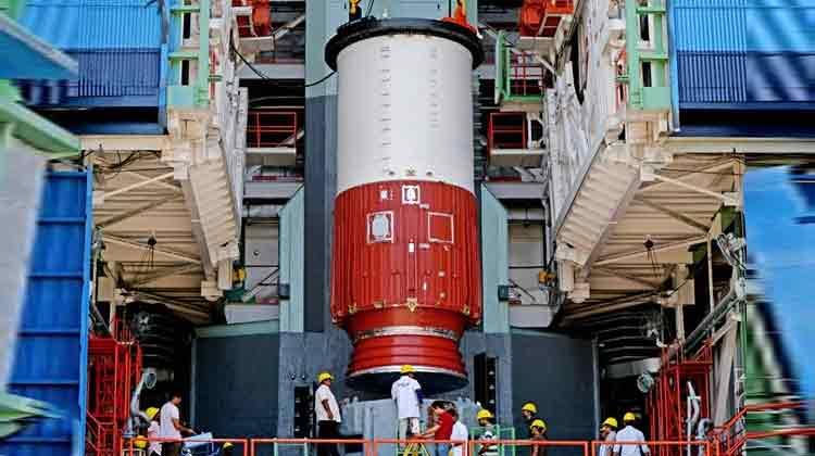 നുഴഞ്ഞുകയറ്റ നിരീക്ഷണം: റിസാറ്റ്-2ബി ഉപഗ്രഹ വിക്ഷേപണം മെയ് 22ന്