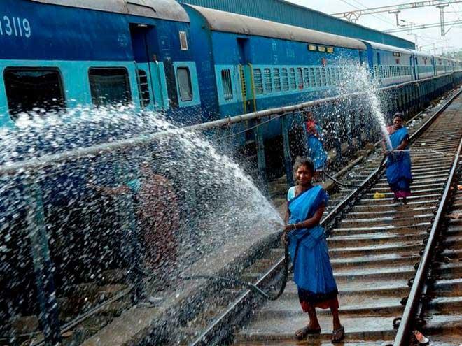 Railway-Employee