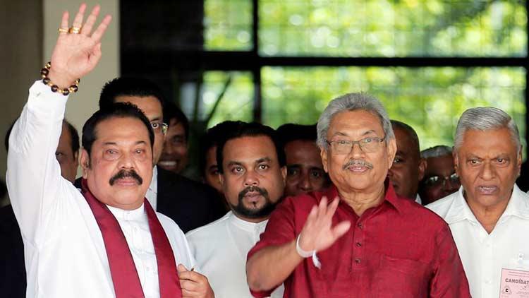 Rajapaksa-brothers
