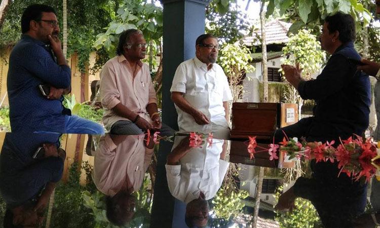 Renji panicker Sreekumaran Thambi M K Arjunan Jayaraj