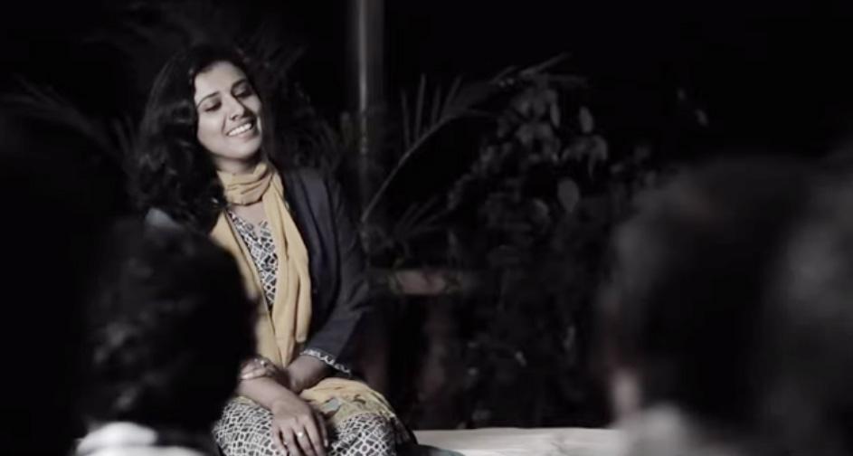 പരിഭവം മറന്നു വന്ന്; സിത്താരയുടെ മനോഹരമായ ഗസൽ VIDEO