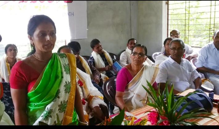 ത്രിപുര ജനപ്രതിനിധി സംഘം കുടുംബശ്രീ, സി.ഡി.എസ് യോഗങ്ങളിൽ പെങ്കടുത്തു