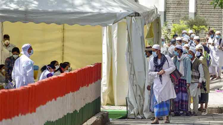 തബ്ലീഗ് സമ്മേളനത്തിൽ പെങ്കടുത്ത 65 വിദേശികൾക്കെതിരെ യു.പിയിൽ കേസ്