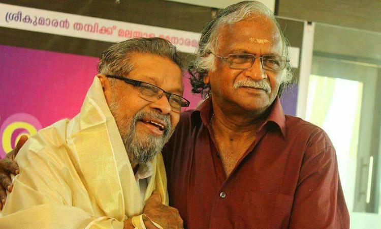 M K Arjunan and Sreekumaran Thambi