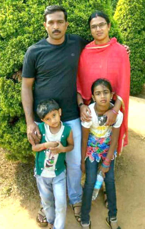 Vasantha-Kumar-Family