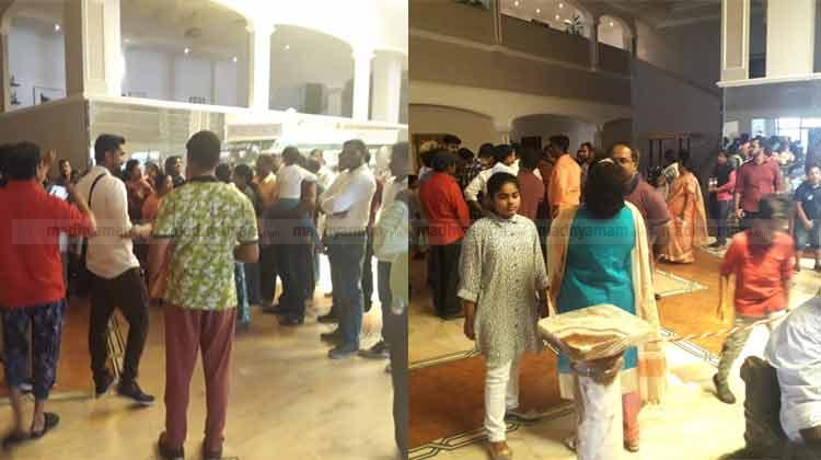 കൊച്ചി, മുംബൈ സർവീസുകൾ മുടങ്ങി; 300ഒാളം യാത്രക്കാർ റിയാദിൽ കുടുങ്ങി