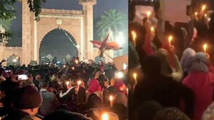 അലീഗഢ് സർവകലാശാലയിലെ 10,000 വിദ്യാർഥികൾക്കെതിരെ കേസ്