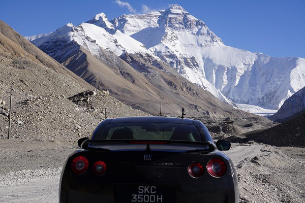 High Altitude Driving