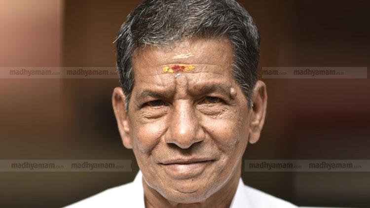 annamanada parameswara marar