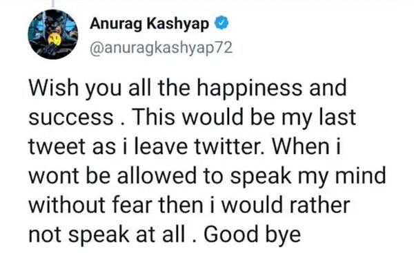 anurag-kashyap-last-tweet