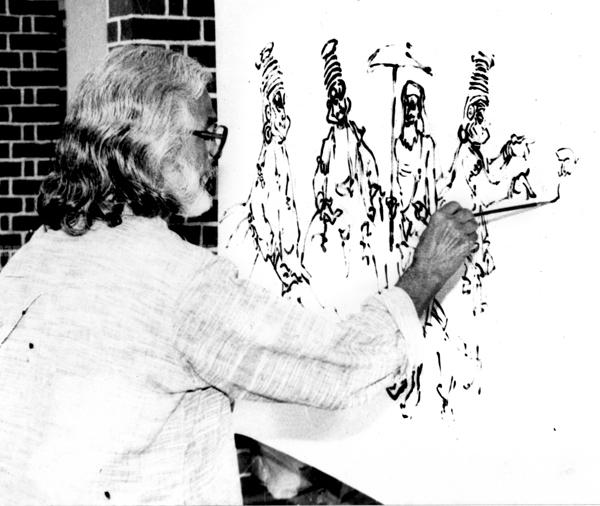 artist-namboothiri