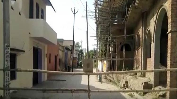 കോവിഡ് പ്രതിരോധം: പുറമെ നിന്നെത്തുന്നവർക്ക് 5000 രൂപ പിഴയിട്ട് ഉത്തരേന്ത്യൻ ഗ്രാമം