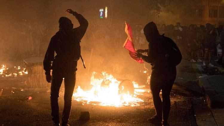 barcilona-protest