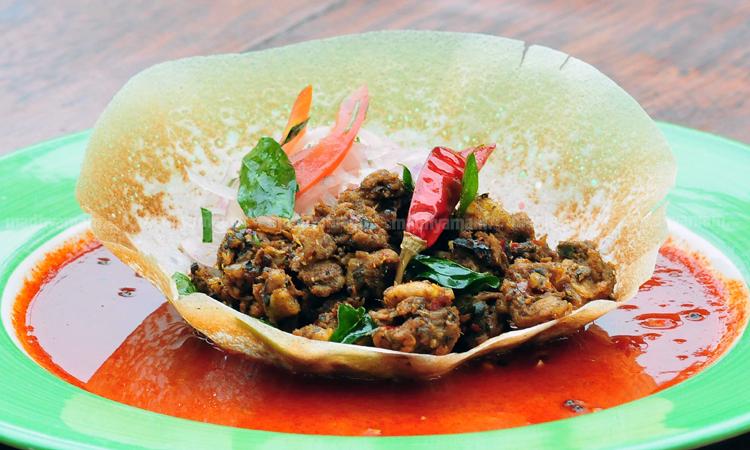 Kumarakom Special Dishes