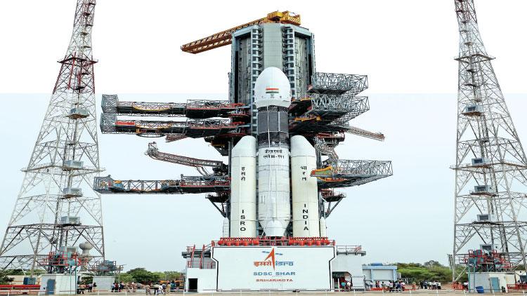 ചന്ദ്രയാൻ-2: കൗണ്ട് ഡൗൺ തുടങ്ങി