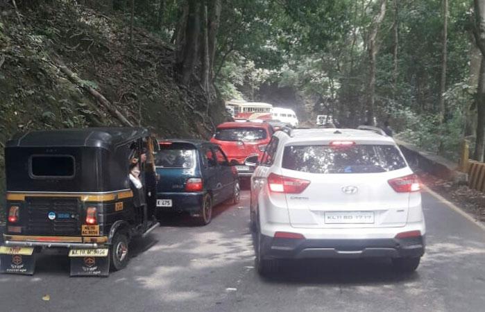 churam-road-block