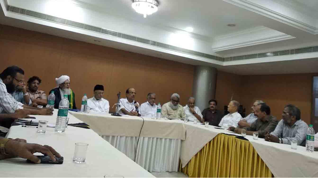 സെൻസസ് ആശങ്ക: മുസ്ലിം സംഘടനകൾ രാഷ്ട്രീയ നേതൃത്വവുമായി ചർച്ചക്ക്