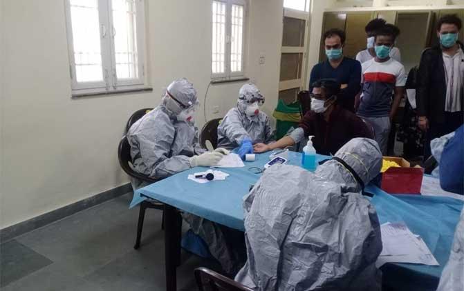 കോവിഡ്19: കർണാടകയിൽ ഐസൊലേഷനിലുള്ള രോഗി മരിച്ചു