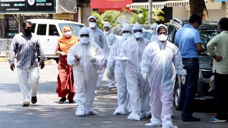 മഹാരാഷ്ട്രയിൽ ഇന്ന് 3307 പേർക്ക് കോവിഡ്, 114 മരണം; തമിഴ്നാട്ടിൽ രോഗികൾ അരലക്ഷം