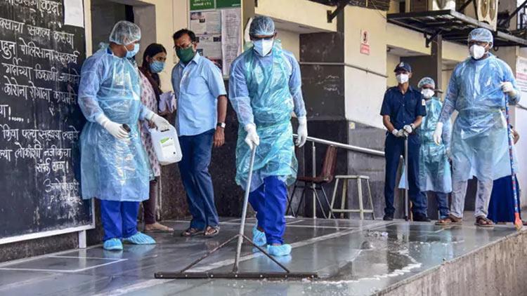 ഇന്ത്യയിൽ 28,701 പുതിയ കോവിഡ് രോഗികൾ; 500 മരണം