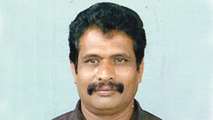 പാലക്കാട് സ്വദേശി  ദവാദ്മിയിൽ മരിച്ചു