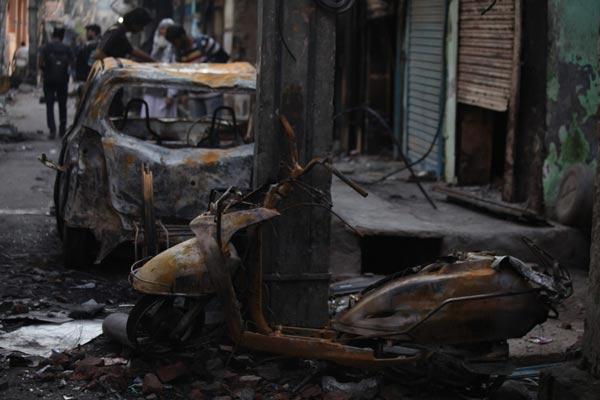 പൗരത്വ പ്രക്ഷോഭം: അലീഗഢിൽ വെടിയേറ്റ യുവാവ് മരിച്ചു
