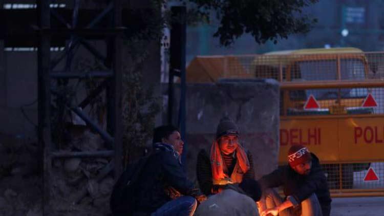 അതിശൈത്യം: ഡൽഹിയിൽ റെഡ് അലെർട്ട്