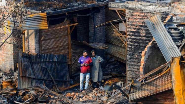 ഡൽഹിയിൽ രണ്ടാംഘട്ട സഹായ വിതരണവുമായി ലീഗ്